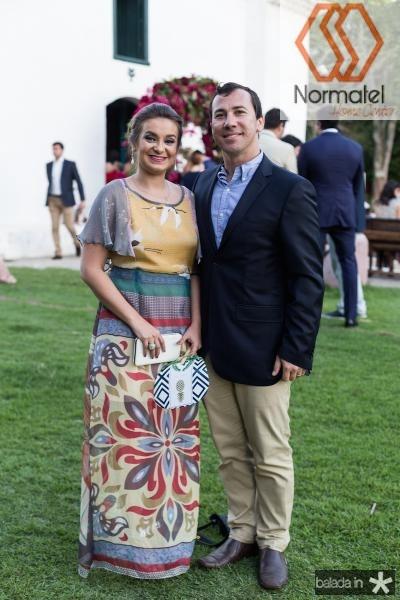 Adriana e Junior Galvao