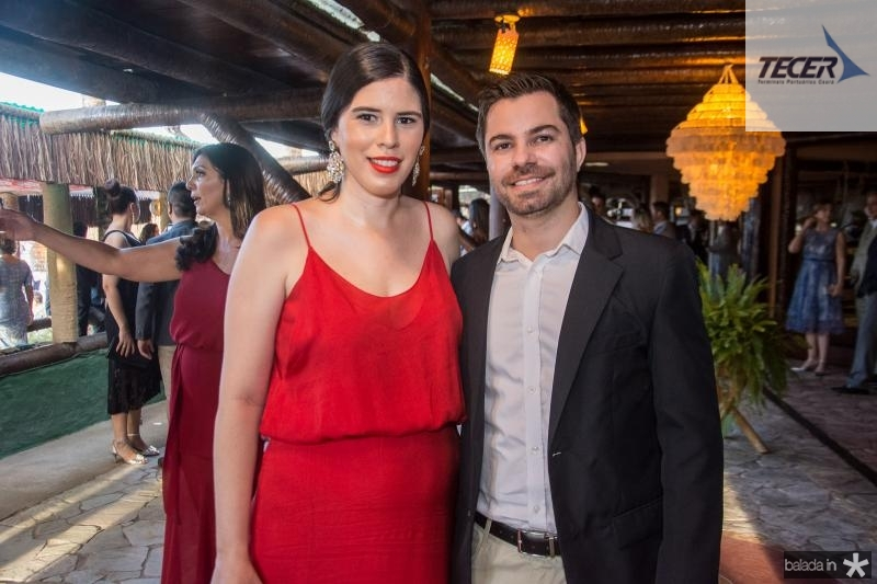 Larissa e Victor Fernandes