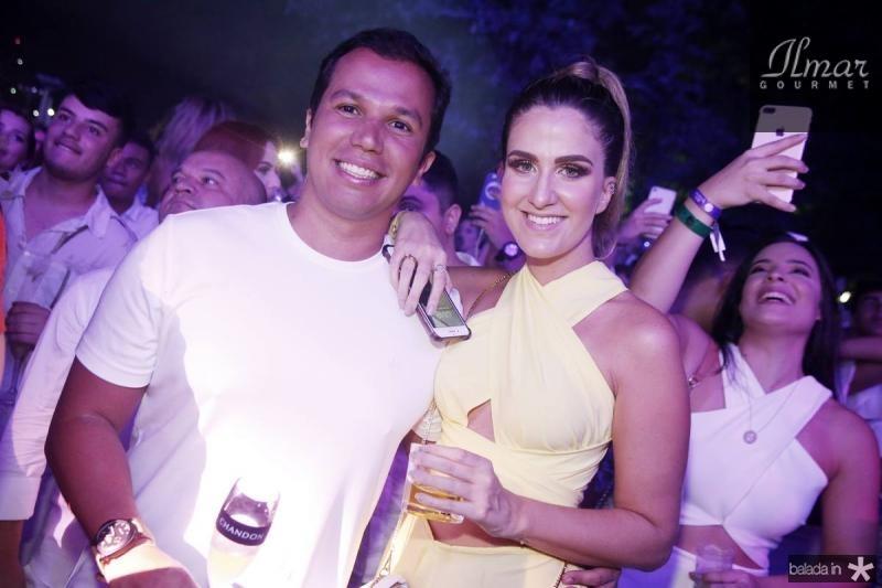 Fernando Bastos e Catarina Barbosa