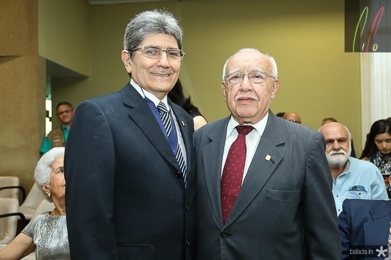 Augusto Bezerra e Ubiratan Aguiar