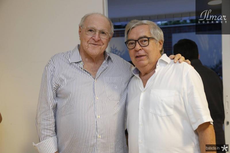 Luiz Marques e Roberto Farias