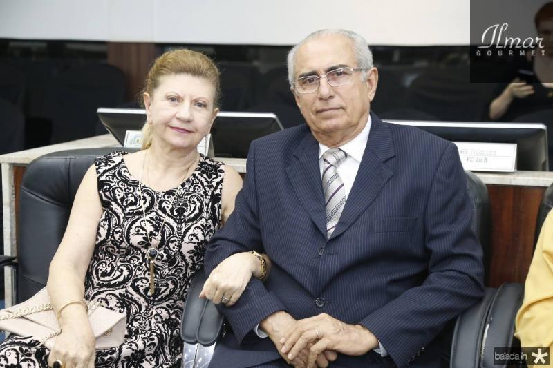 Celia e Joao Bosco Macedo