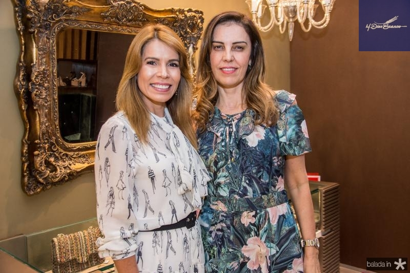 Maira Silva e Rosely Diogo