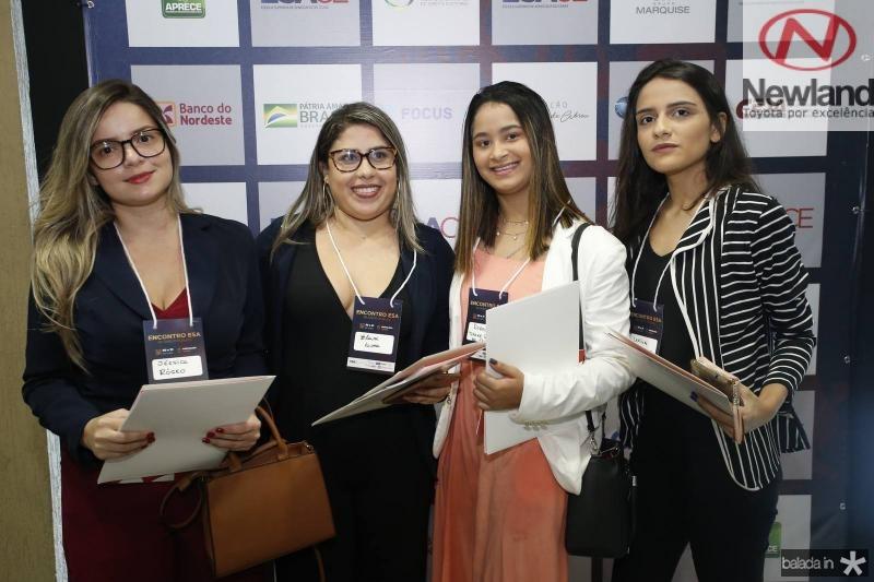 Jessica Roseo, Elaine Lima, Rebeca Tifany e Leticia Cavalcante 1