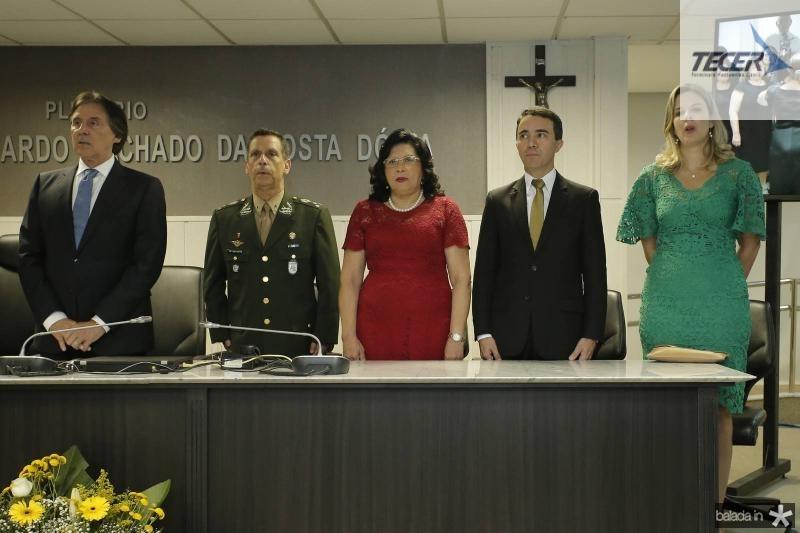 Eunicio Oliveira, General Cunha Matos, Nailde Pinheiro, Placido Rios, Mariana Lobo 1