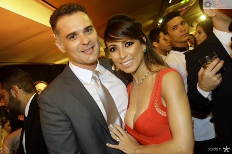 Rodrigo e Katia Lobo