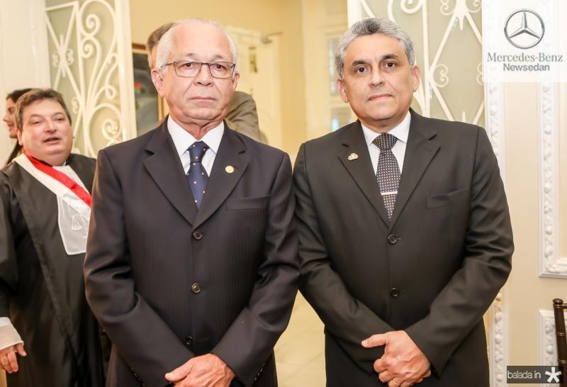 Brito Pereira e Jurandir Gurgel