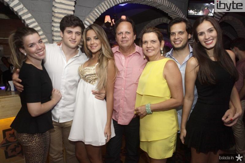 Aniversário de Fernanda Levy