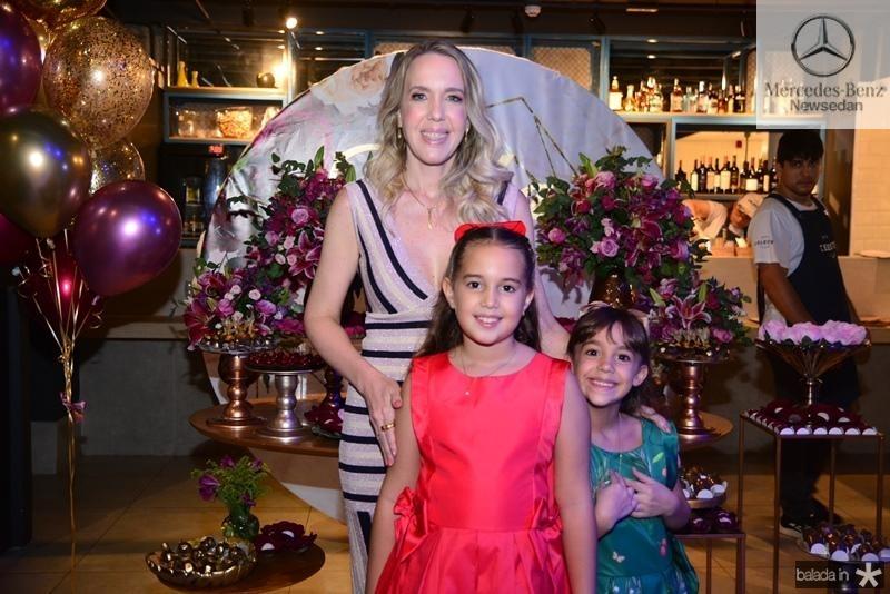 Erika, Maria Beatriz e Sara Figueiredo