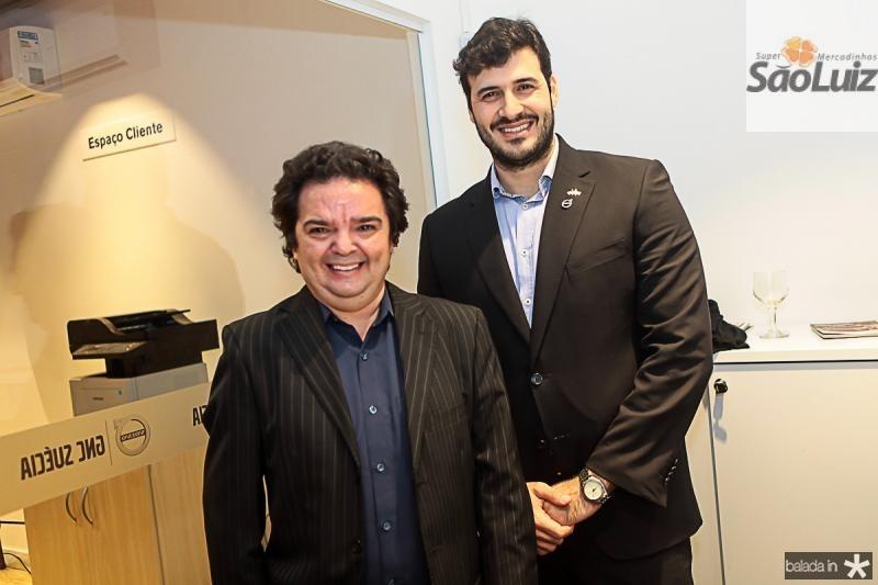 J Pompilio e Luis Resende