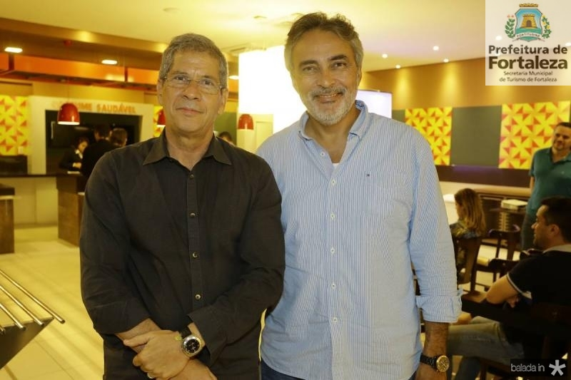 Severino Neto e Paulo Angelim