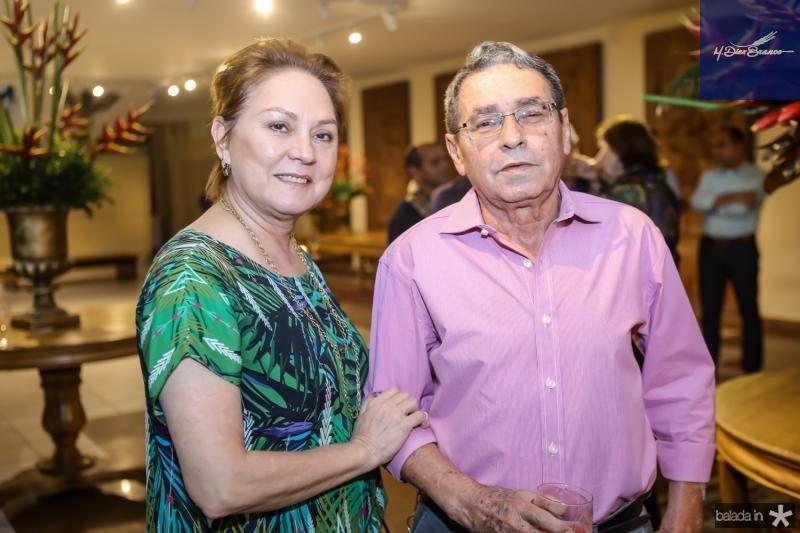 Paula Frota e Tobias Navarro