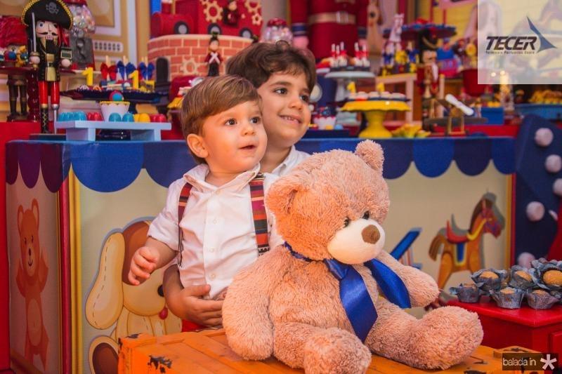 Lucas e Leozinho Albuquerque