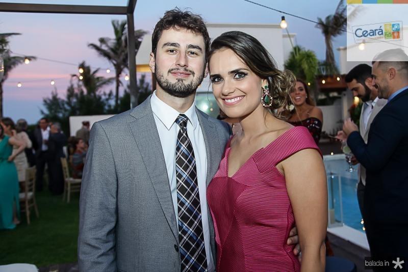 Guilherme e Tereza Robasi