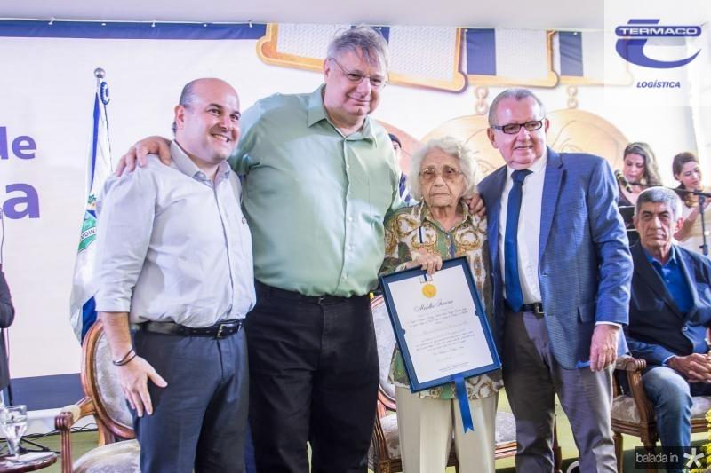 Roberto Claudio, Moroni Torgan, Maria Adisia Barros de Sa e Henry Campos