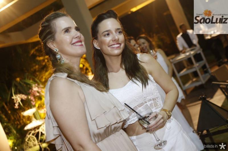 Daniela Ventura e Gabriela Fonseca