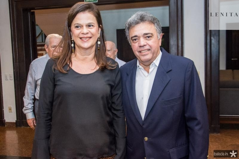 Marilia e Sergio Steves
