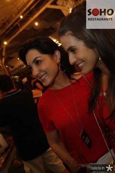 Danielly Linheiro e Vanessa Melo 2