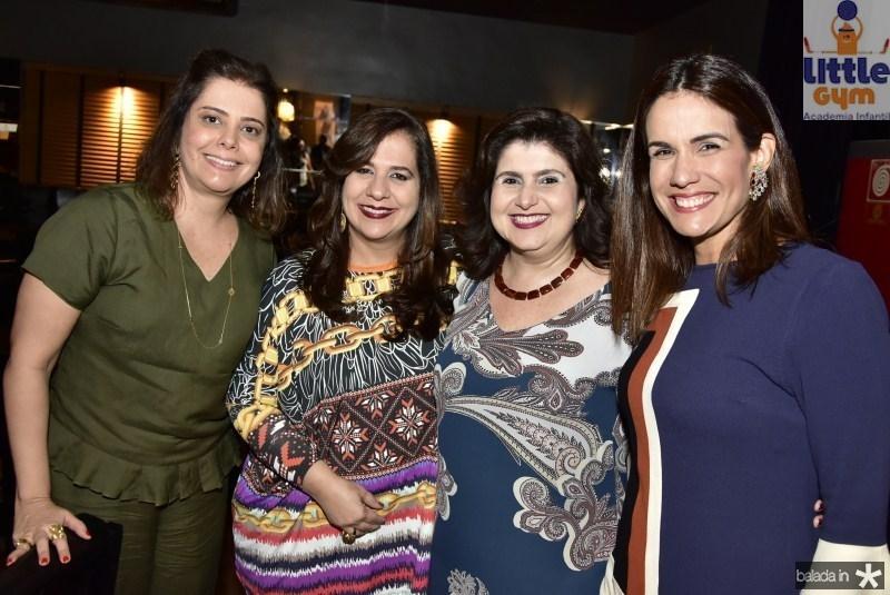 Claudia Gradvohl,Martinha Assuncao, Isabel Ciasca e Ana Virginia Martins