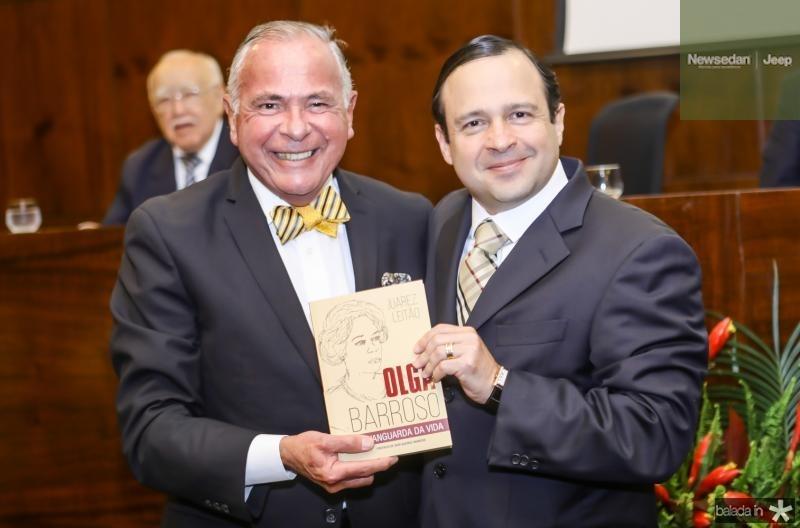 Roberto Parcifal e Igor Barroso
