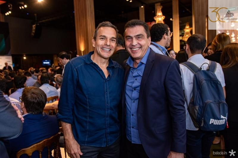 Jose Filho e Idezio Rolim