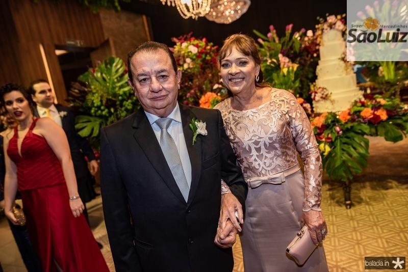 Arnobio e Tania Mendonca