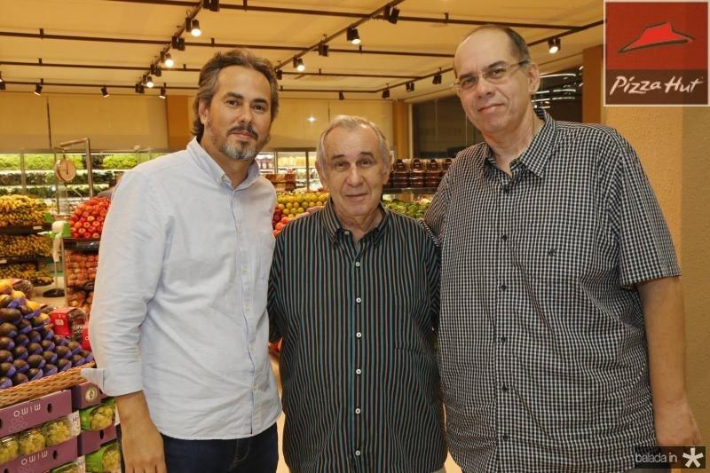 Paulo Barreto, Mauricio e Fabiano Silva 1