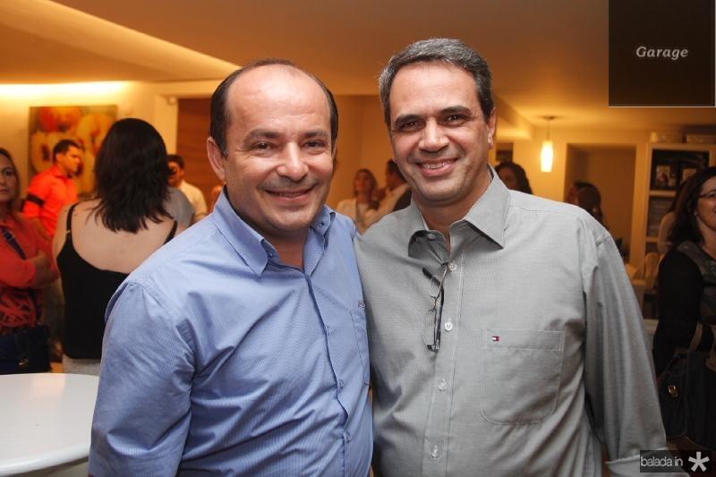 Nilo de Vasconcelos e Luis Sodré