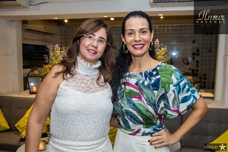 Eugenia Amaral e Fernanda Zeballos