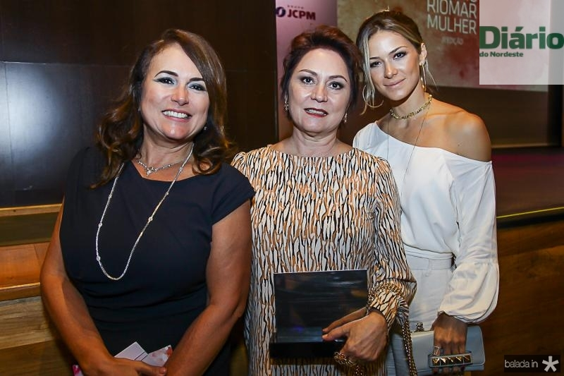 Luisa Costa Lima, Paula Frota e Waleska Rolim