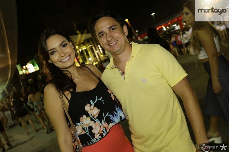 Zaira Rocha e Dimas Aguiar