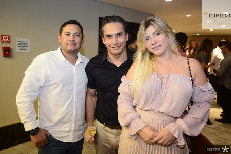 Jair Rocha, Loredan, Janice Branda?o