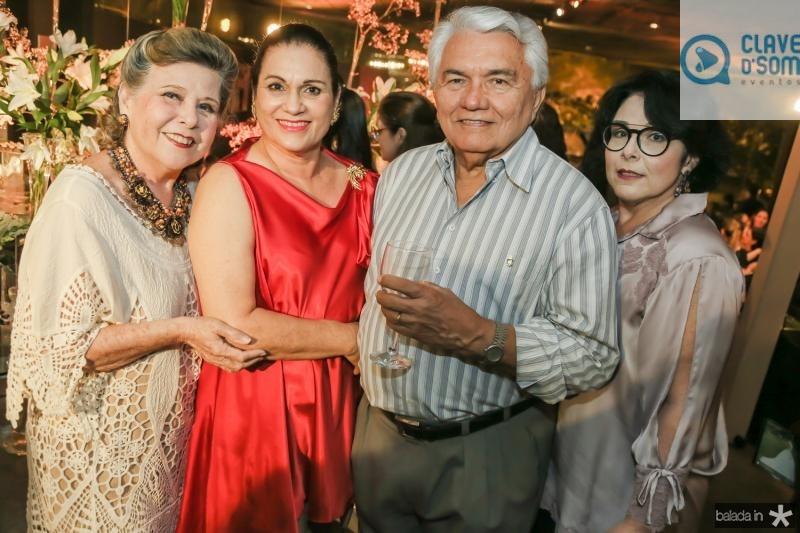 Mirian, Joao Batista Holanda e Mariusa e Mimosa Pessoa