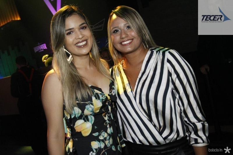 Brenda Melo e Amanda Veras 1
