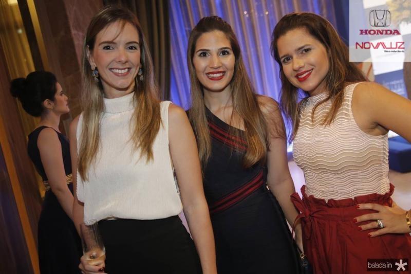 Naiara Albuquerque Pamela Arruda e Renata Dias