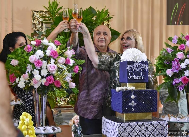 Aniversario Priscila Cavalcante