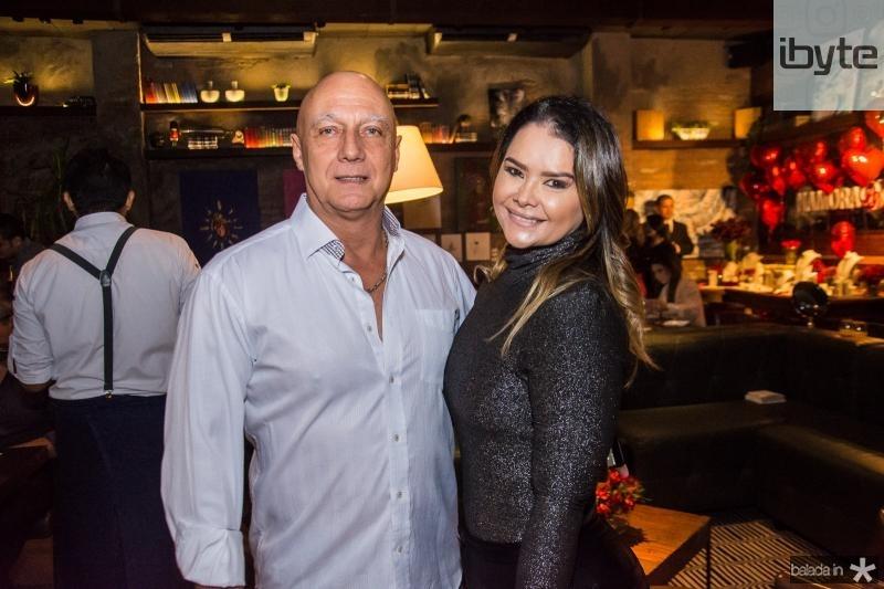 Jose Carlos Carvalho e Ana Rachel Cardoso