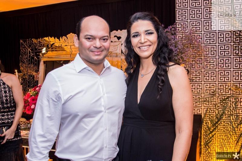Otilio Ferreira e Manuela Ferreira