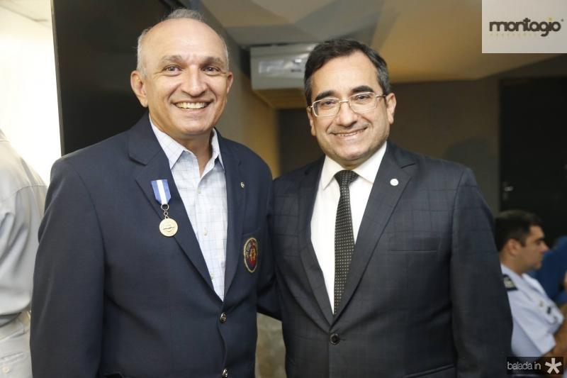 Licinio Correa e Jardson Cruz