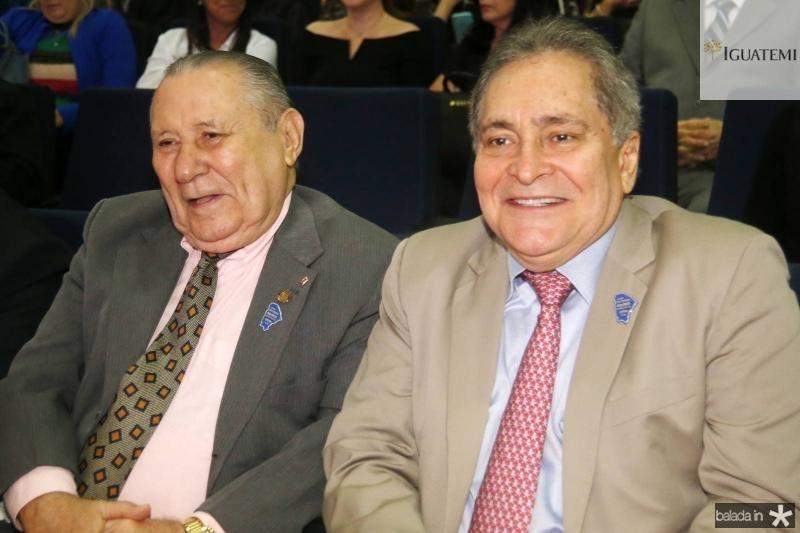 Idalmir Feitosa e Luiz Pontes