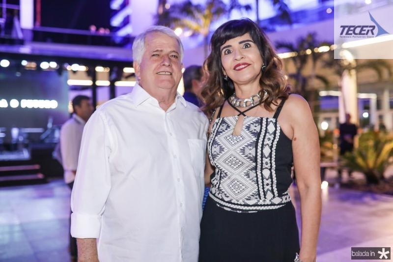 Jose e Marcia Antunes