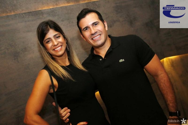 Monica e Leonardo Vieira
