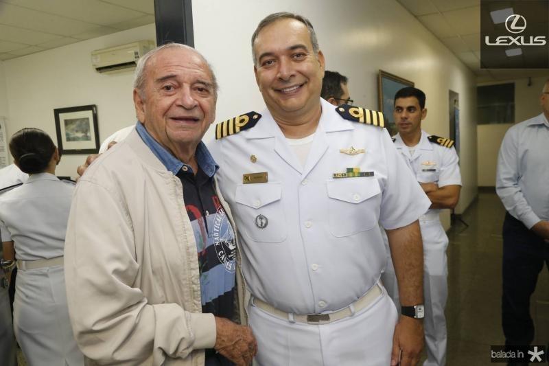 Ednilo Soarez e Madson Cardoso