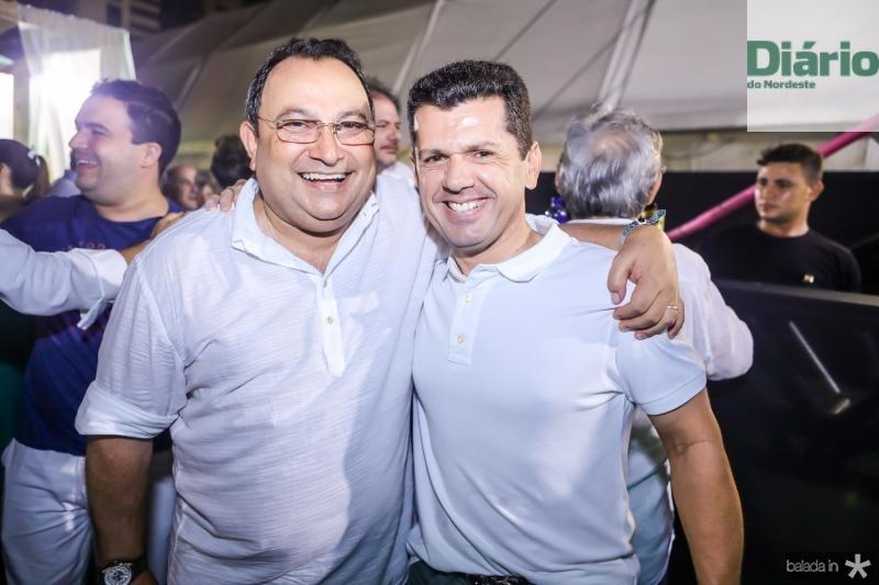 Moacir Maia e Erick Vasconcelos