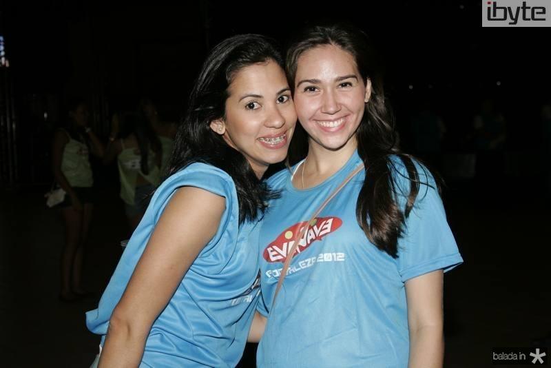 Catarina Albuquerque e Ticiane Freire