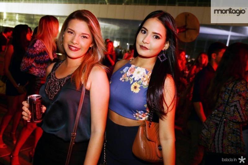 Rainara Garcia e Livia Dantas
