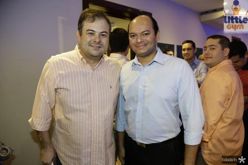 Luiz Girao e Otilio Ferreira