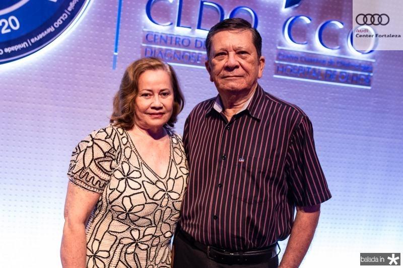 Nilse e Joao Maia