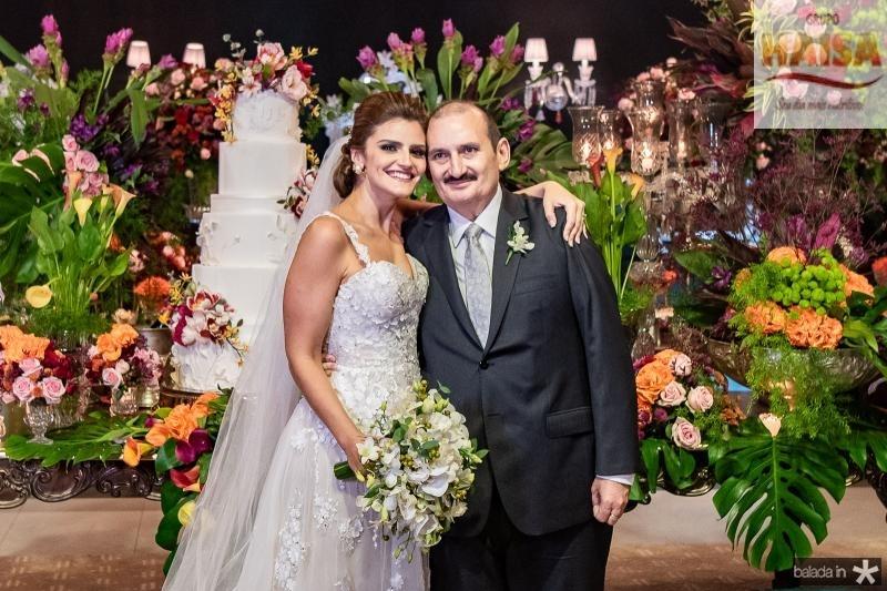 Isabele Studart e Franze Gomes