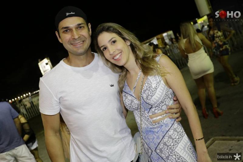 Thiago e Julia Albuquerque